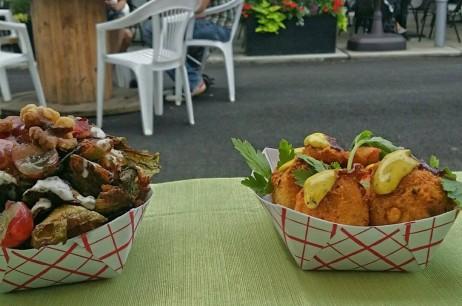 Modern Street Food